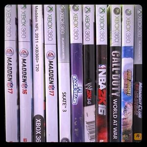 Other - Bundle of Xbox 360 games
